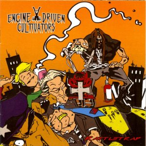 Engine Driven Cultivators - Rattletrap cover art