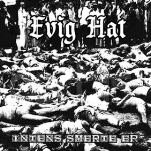 Evig Hat - Intens smerte cover art