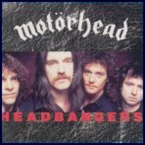 Motorhead - Headbangers cover art
