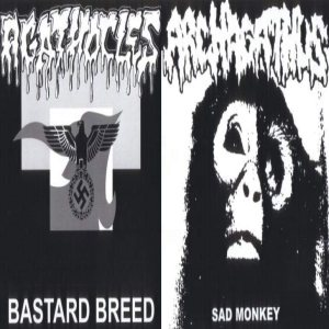 Agathocles - Agathocles/Archagathus cover art