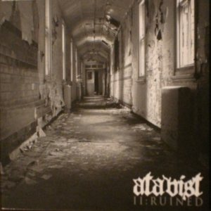 Atavist - II: Ruined cover art