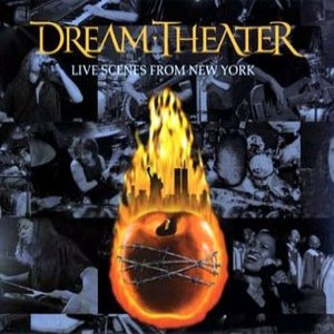 Dream Theater - Live Scenes From New York cover art