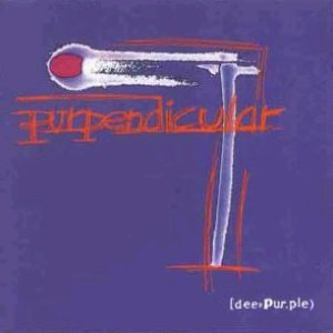 Deep Purple - Purpendicular cover art