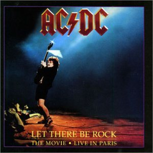 AC/DC - Let There Be Rock: the Movie cover art
