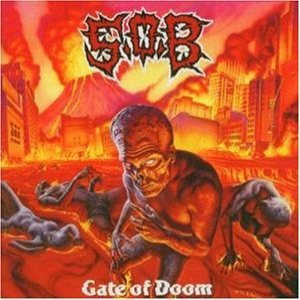 S.O.B. - Gate of Doom cover art