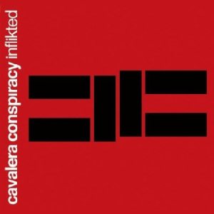 Cavalera Conspiracy - Inflikted cover art
