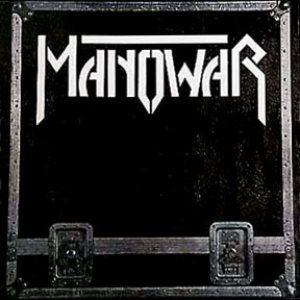 Manowar - All man play on 10 cover art