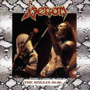 Venom - The Singles 80-86 cover art