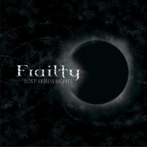 Frailty - Lost Lifeless Light cover art
