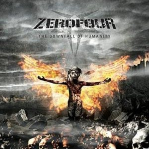 Zerofour - The Downfall of Humanity cover art