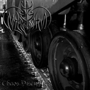 Withershin - Chaos Discipline cover art