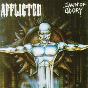 Afflicted - Dawn of Glory cover art