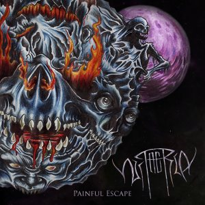 Witheria - Painful Escape cover art