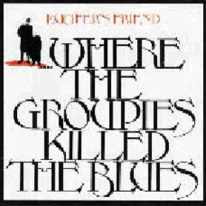 Lucifer's Friend - Where Groupies Killed the Blues cover art