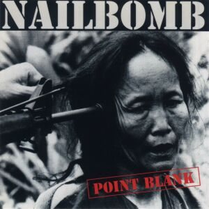 Nailbomb - Point Blank cover art