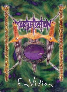 Mortification - Envideon cover art