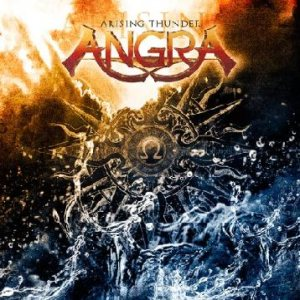 Angra - Arising Thunder cover art