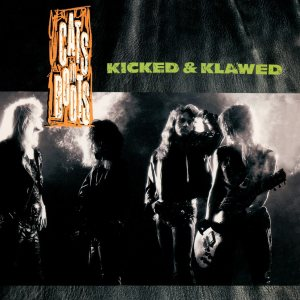 CATS IN BOOTS - KICKED & KLAWED cover art