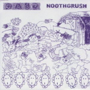 Noothgrush - Noothgrush / Gasp cover art