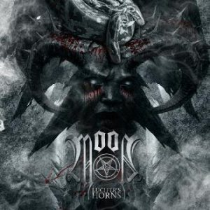 Moon - Lucifer's Horns cover art