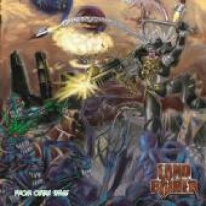 Land Raider - From Outha Space cover art