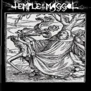Temple of the Maggot - Satanic Litanies I (The Church of Blood) cover art
