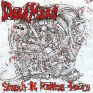 Dead Meat - Stench of Rotten Years cover art