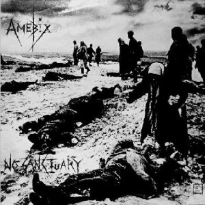 Amebix - No Sanctuary cover art