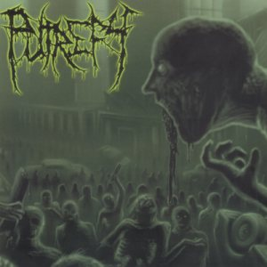 Putrefy - Putrefy cover art