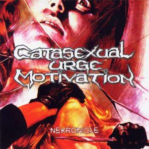 Catasexual Urge Motivation - Nekronicle cover art