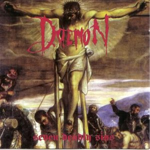 Daemon - Seven Deadly Sins cover art
