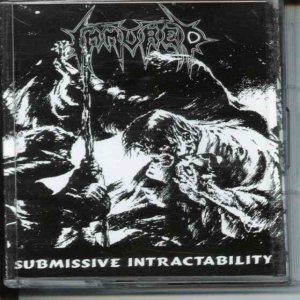 Immured - Submissive Intractability cover art