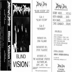 Mystic Force - Blind Vision cover art