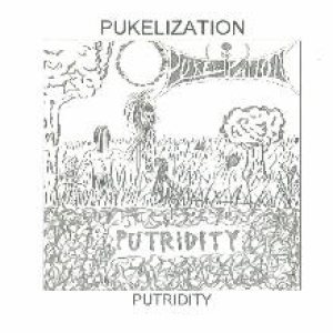 Pukelization - Putridity cover art