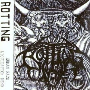 Rotting - Human Race Liquidation cover art