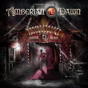 Amberian Dawn - Circus Black cover art
