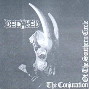 Decayed - The Conjuration of the Southern Circle cover art