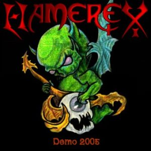 Hamerex - Demo 2005 cover art