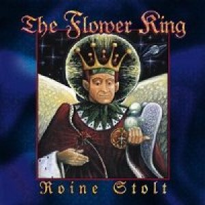 Roine Stolt - The Flower King cover art