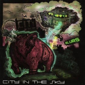 City In The Sky - Blurs cover art