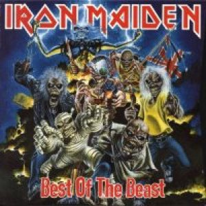Iron Maiden - Best of the Beast cover art