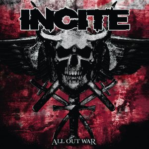 Incite - All Out War cover art