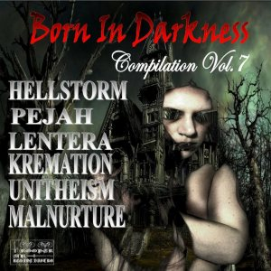 Lentera - Born in Darkness Compilation Vol. 7 cover art