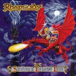 Rhapsody - Symphony of the Enchanted Lands cover art