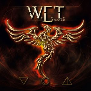 W.E.T. - Rise Up cover art