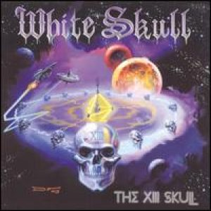 White Skull - The XIII Skull cover art