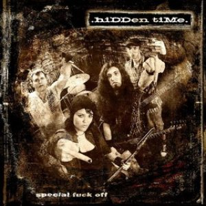 Hidden Time - Special Fuck Off cover art