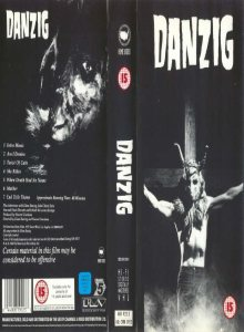 Danzig - Danzig cover art