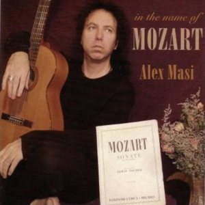 Masi - In the Name of Mozart cover art
