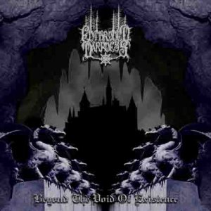Enthroned Darkness - Beyond the Void of Existence cover art
